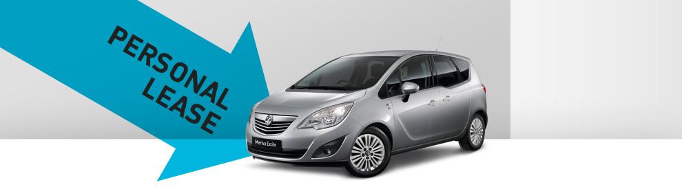 Vauxhall lease