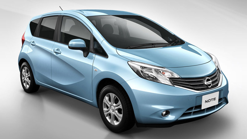 Nissan Note Revealed Before September Launch