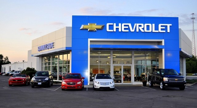 Why Should You Consider Buying Used Cars from Chevrolet Dealers